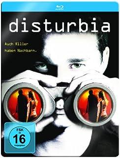 Disturbia (limited Steelbook Edition) [Blu-ray]