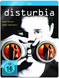 Disturbia (limited Steelbook Edition) [Blu-ray]
