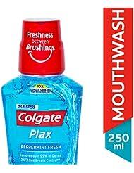 Colgate Plax Pepper Mint Mouthwash - 250 ml