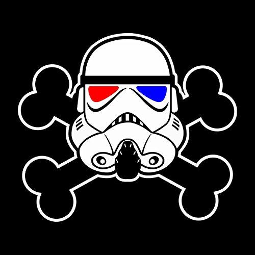 3D X Trooper Star Wars Men's Vest Black