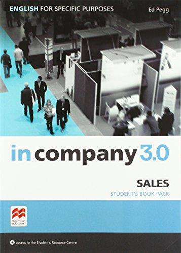 IN COMPANY 3.0 ESP Sales Sb Pk