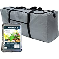 Jarder Garden Storage Bag, Tools, Toys, Cushions,, Water Resistant (Large)