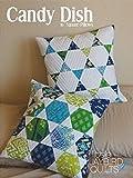 Jaybird Candy Dish Pillows Quilt Pattern