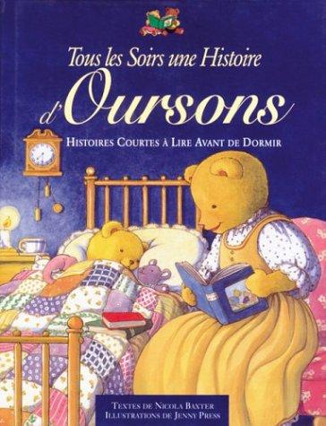 Chaque soir une histoire d'oursons PDF Books