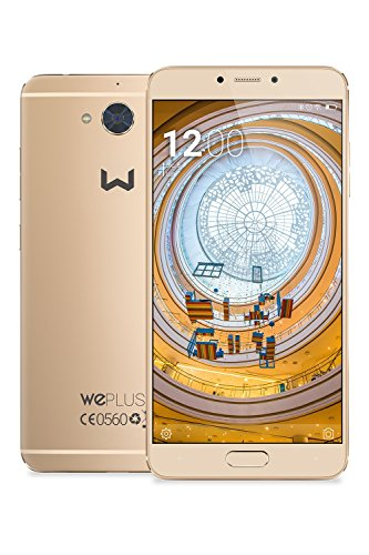 WEIMEI WEPLUS2 - Smartphone libre 5,5