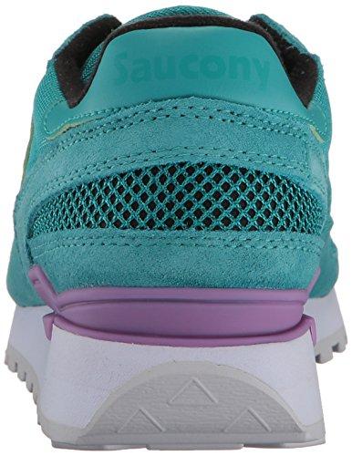 Saucony Shadow Original, Sneakers Basses Femme Baltique