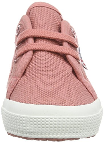 Superga 2750 Bebj Baby Classic, Sneakers Basses Mixte Enfant Rose (dusty Rose)