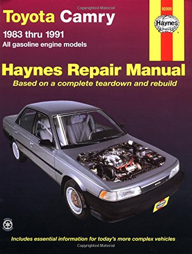 toyota-camry-automotive-repair-manual-all-toyota-camry-models-1983-through-1991-haynes-automotive-re
