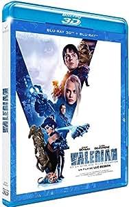 Valérian et la Cité des Mille Planètes [Combo Blu-ray 3D + Blu-ray 2D + Blu-ray Bonus]