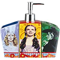 Westland Giftware-Set di 3 Wizard of Oz Set da bagno in ceramica, 18 cm