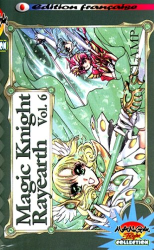 Magic knight Rayearth - Manga player Vol.6