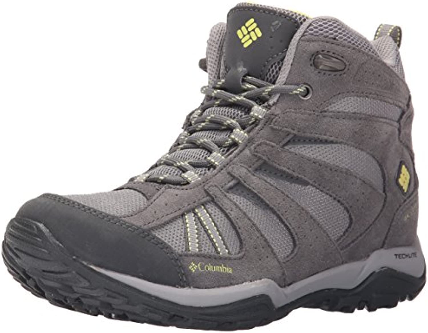 Columbia Dakota Drifter Mid Waterproof - Zapatos de Low Rise Senderismo Mujer