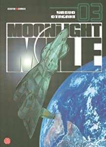 Moonlight Mile Edition simple Tome 3