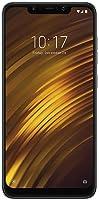Poco F1 by Xiaomi (Steel Blue, 6GB RAM, SD 845, 128GB Storage) - Upto 6 Months No Cost EMI