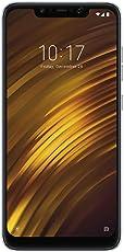 Xiaomi Pocophone F1 64GB Handy, blau
