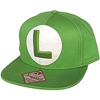 Nintendo Baseball Cappello L Logo Bioworld