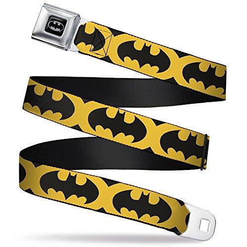 Buckle Down Seatbelt Batman Kids Belt