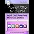 Microsoft Office für das iPad: Microsoft Word, Excel, PowerPoint, OneDrive und OneNote fürs iPad