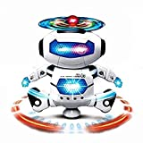 #8: Elektra Naught Dancing Robot with 3D Lights and Music, Multi Color