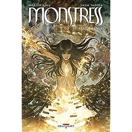 Monstress T03 - Erreur fatale