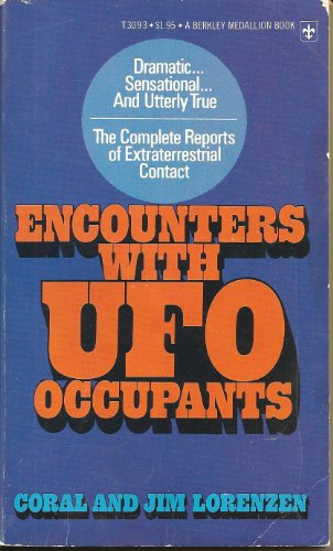 Encounters with UFO occupants (A Berkley medallion book)