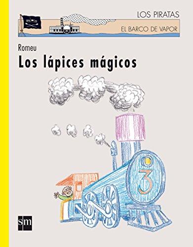 Los lápices mágicos (Los piratas) por Carlos Romeu Muller