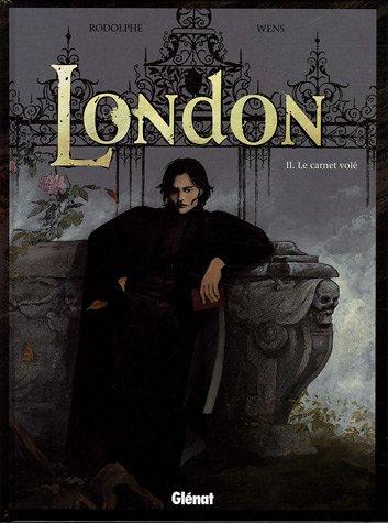 London, Tome 2 : Le carnet volé