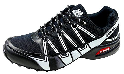 Zapatillas De Running Gibra Para Hombre Schwarz / Weiß