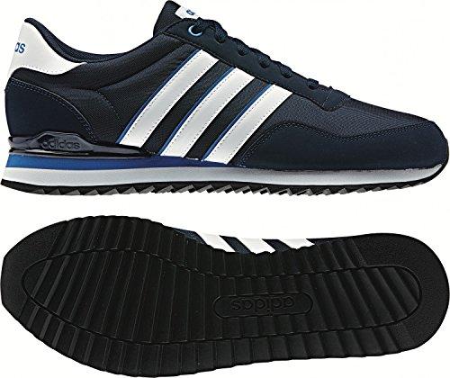 adidas Jogger Cl, Scarpe da Ginnastica Uomo Blu (Maruni/Ftwbla/Azul)