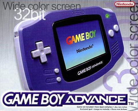 Game Boy Advance Konsole Purple