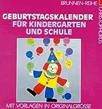 Brunnen-Reihe, Geburtstagskalender für Kindergarten und Schule