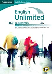 English Unlimited for Spanish Speakers Elementary Coursebook with e-Portfolio