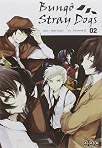 Bungô stray dogs Edition simple Tome 2