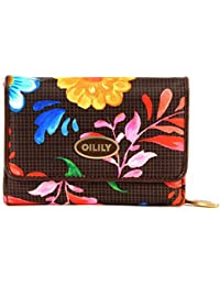 Oilily S Wallet Bourse Portefeuille Geldbeutel Travel Rouge Red