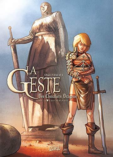 La Geste des chevaliers Dragons 28 par  Stéphane Paitreau, Ange