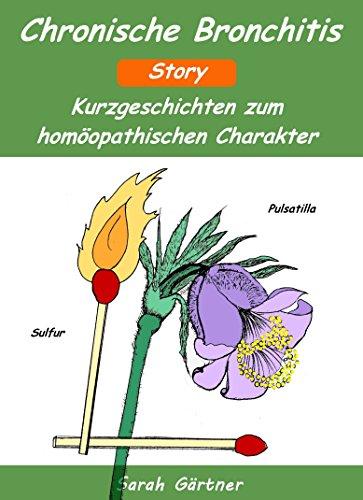Chronische Bronchitis - Story. Die 13 besten Mittel zur Selbstbehandlung mit Homöopathie. Selbsthilfe bei chronischem Hustenreiz durch Rauchen, Asthma bronchiale oder Bronchitis.