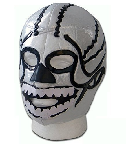 Brother Death Skull Erwachsene Mexiko Lucha Libre Wrestling Maske