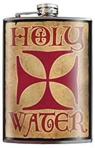 Holy Water Tattoo Flasque