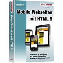 Mobile Webseiten mit HTML 5