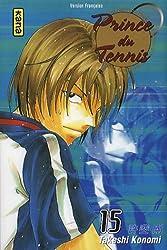 Prince du tennis Vol.15