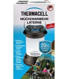 Thermacell Mosquito Repellent Lantern with Soft LED Ambient Lighting White