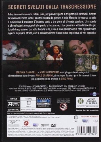 Una Donna Allo Specchio (DVD) [Import Italien]