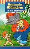 Benjamin Blümchen in der Steinzeit [VHS] - Elfie DonnellyGerhard Hahn, Jürgen Kluckert, Kay Primel, Gisela Fritsch, Heinz Giese