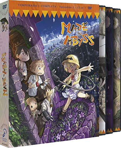 Made In Abyss Episodios 1 A 13 (Serie Completa) [DVD]