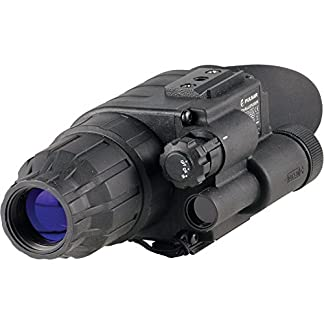 Pulsar Challenger GS 1 x 20 Night Vision Monocular One Size Black