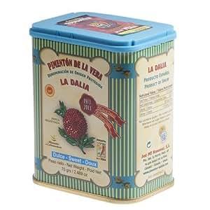 Pimenton Dulce (Sweet, Smoked Paprika) 70g