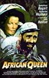 African Queen [VHS] - Sam Spiegel, James Agee, Jack Cardiff, John HustonHumphrey Bogart, Katharine Hepburn, Robert Morley, Peter Bull, Theodore Bikel