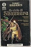 Il Ciclo Di Shannara Di Terry Brooks Raccolta Completa In Cofanetto -B04