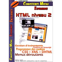 HTML : Niveau 2