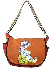 Hydes Cute Girl's Women's Ladies Side Sling Bag Purse Trendy Hand Bag